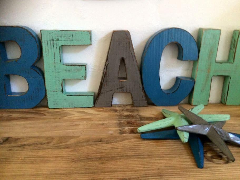 Beach Side Avenue - pet friendly - McCrae - ทาวน์เฮาส์