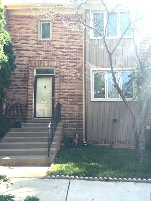 Great spacious room - Annandale - Adosado