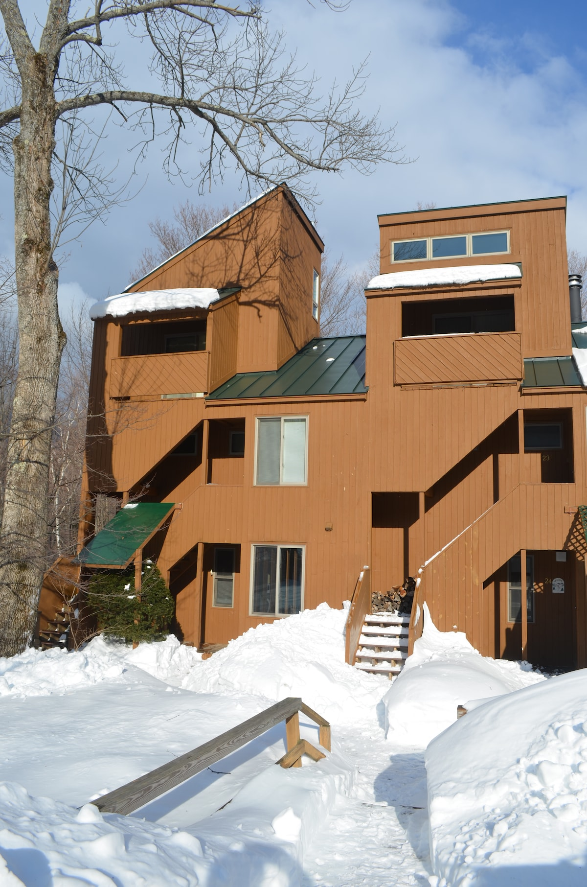 1 Bedroom Ski Condo - Sugarbush VT