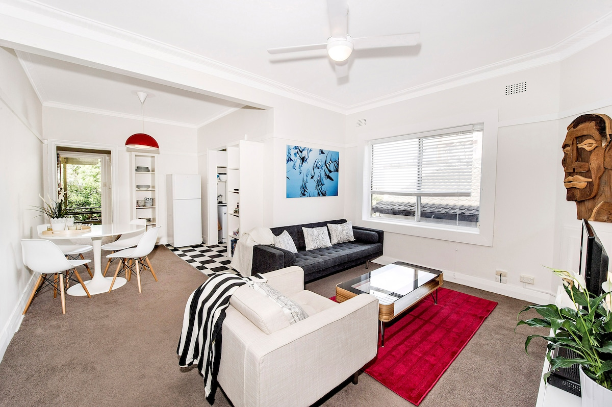 Beautiful Bondi Beach Apartment