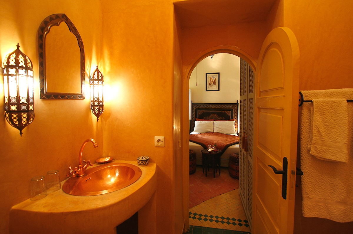 Private bathroom ,with shower and toilet;
