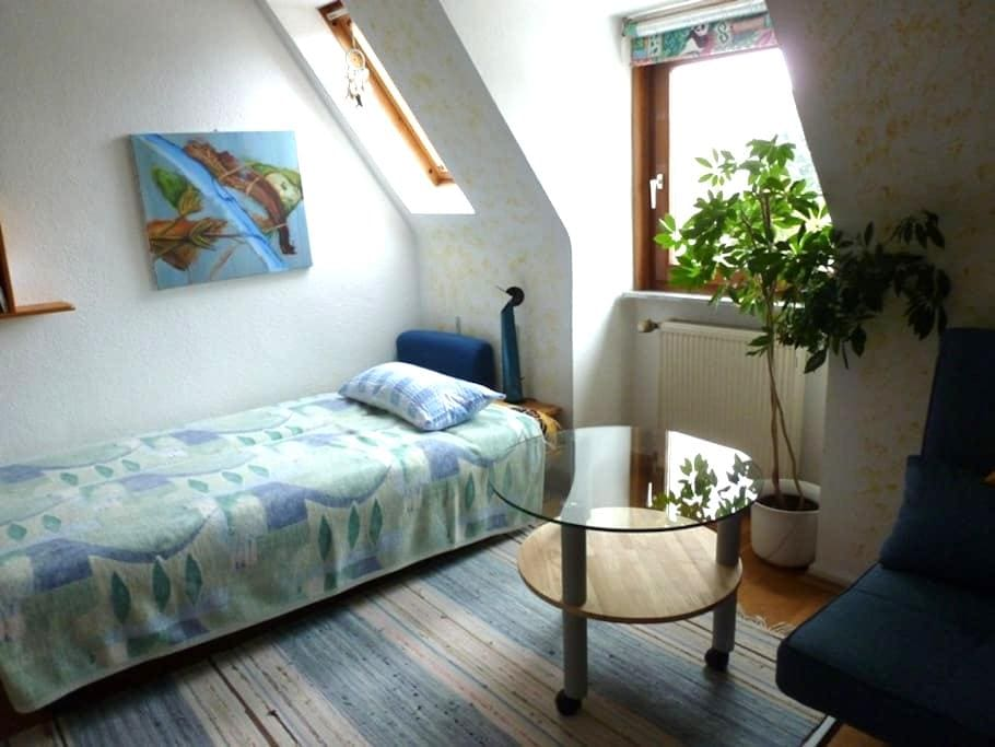 a room for our guests - Kassel - Hus