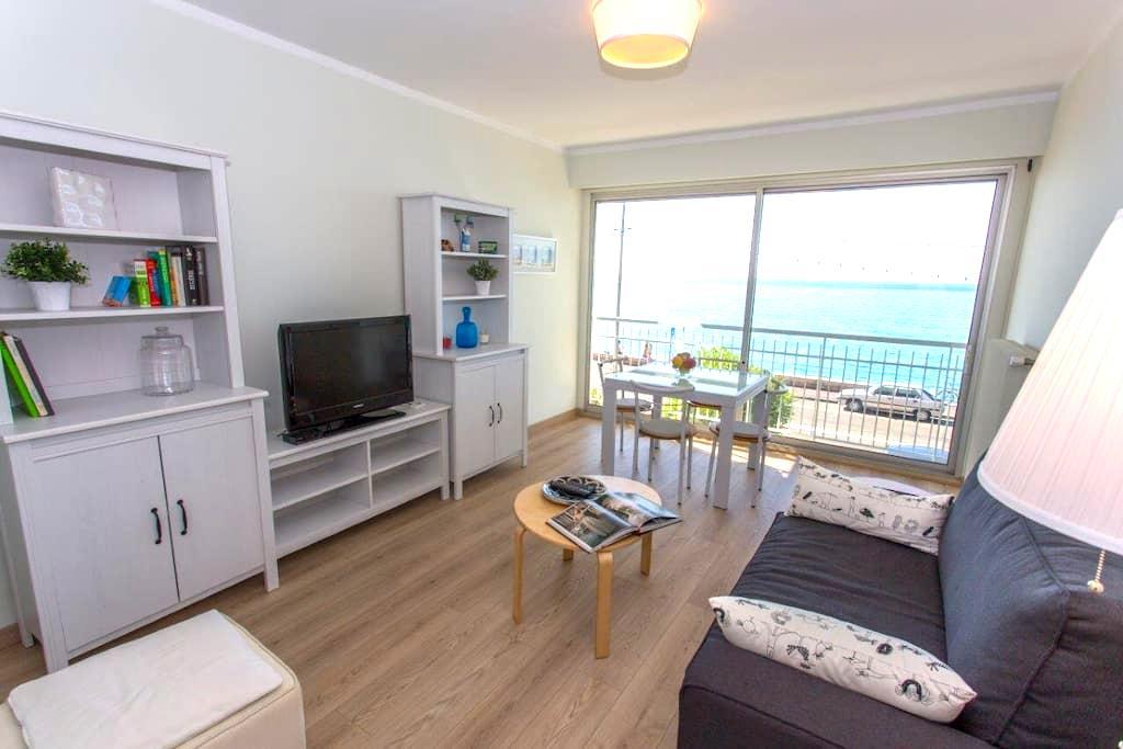 Lovely Waterfront 2 Bed Apartment [2016 Renovated] - Menton - Leilighet