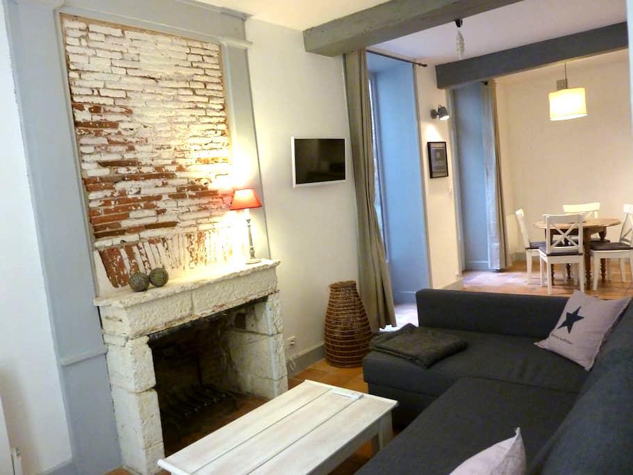 Appart terrasse centre historique - La Rochelle