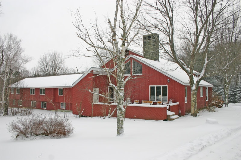 B&B in Vermont's Green Mountains