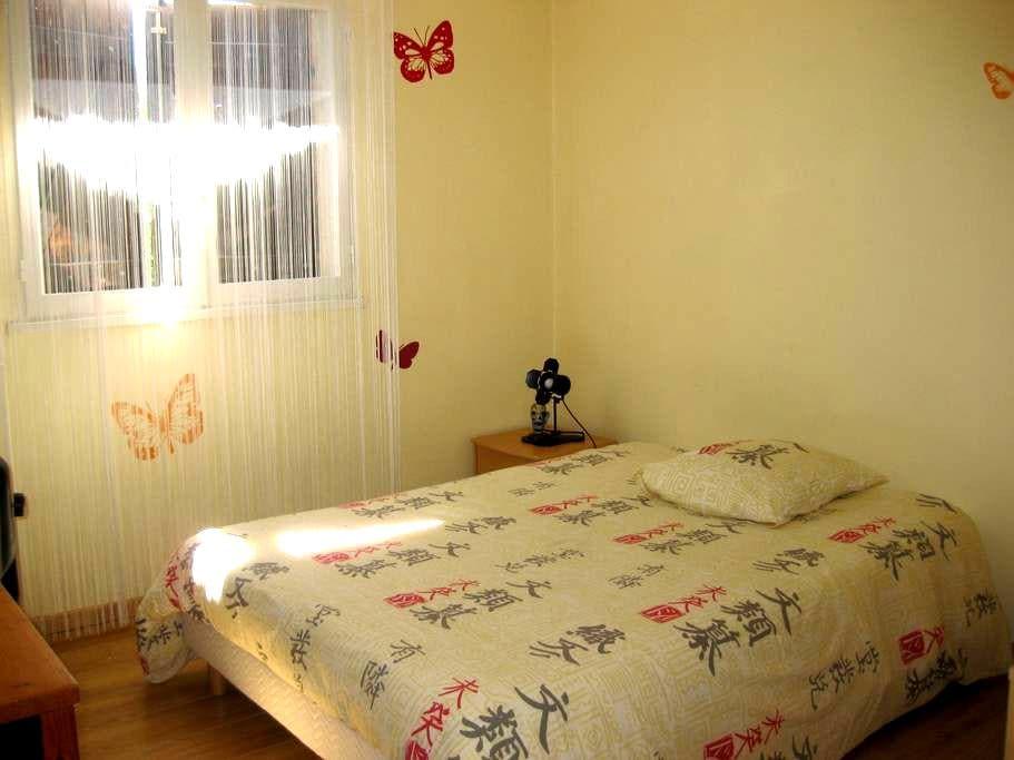 Chambre avec SDB + WC + Vue exceptionnelle - Castres - Дом