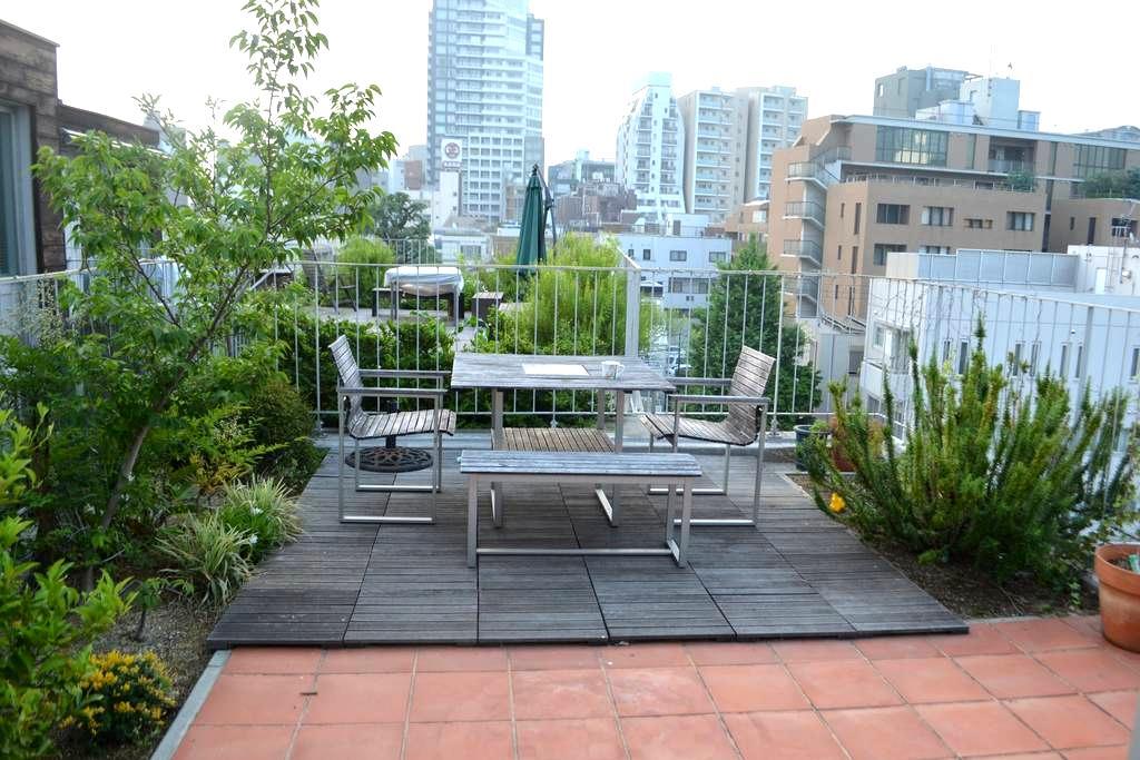 Couple's Retreat/Biz Traveler Oasis - Tokyo  - Wohnung
