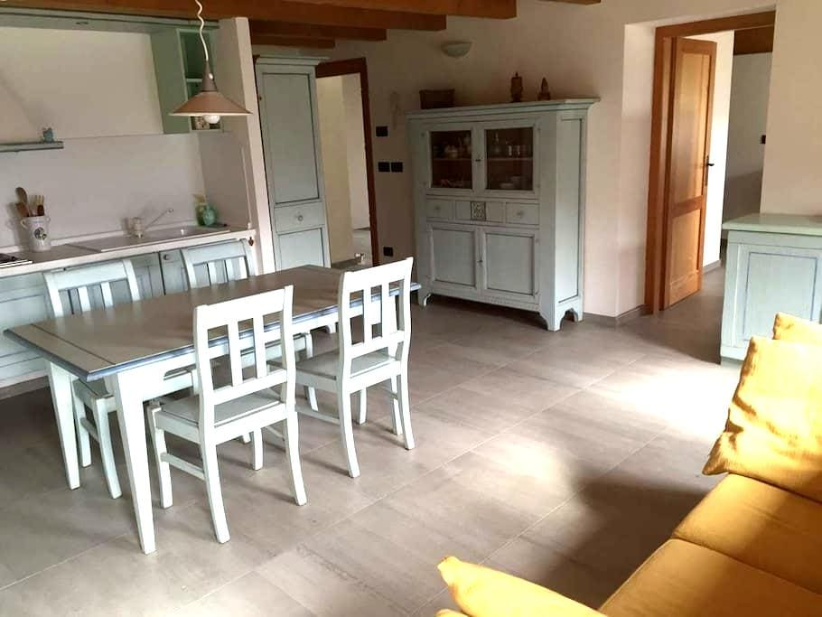Appartamento NUOVO - Panorama top! - Saint-rhemy-en-bosses - Apartament