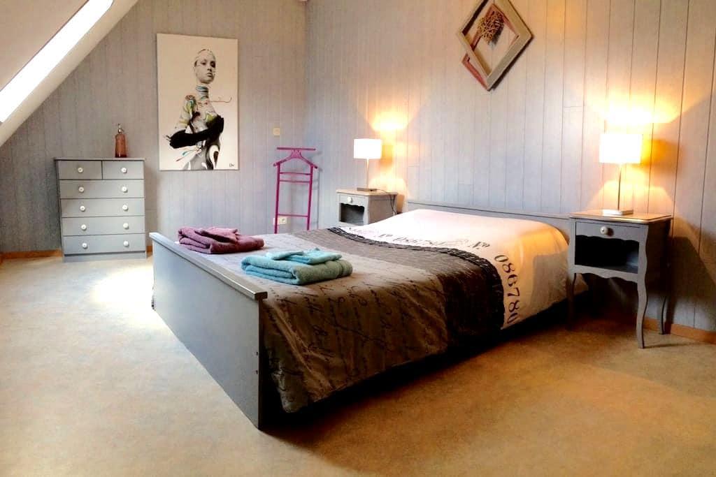 Logement pour 4 personnes au calme - Guérande - Pis