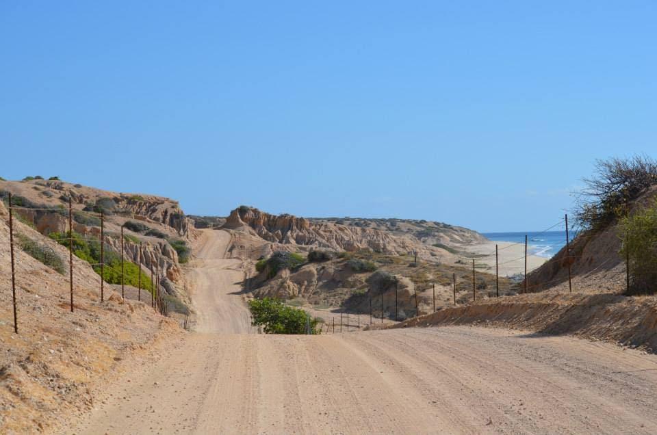 Road to Shipwrecks
