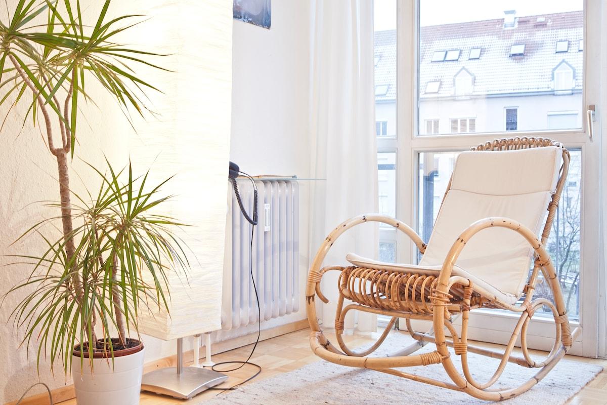 Sitzecke / reading chair