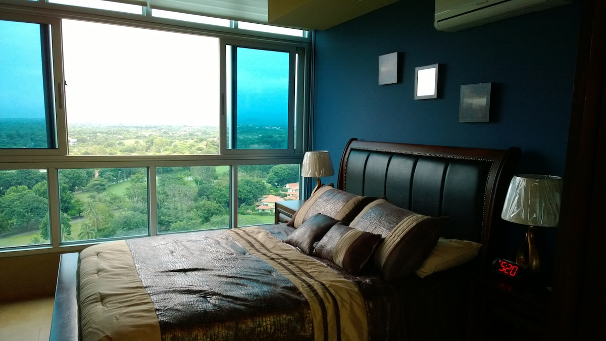 Bedroom with Great View