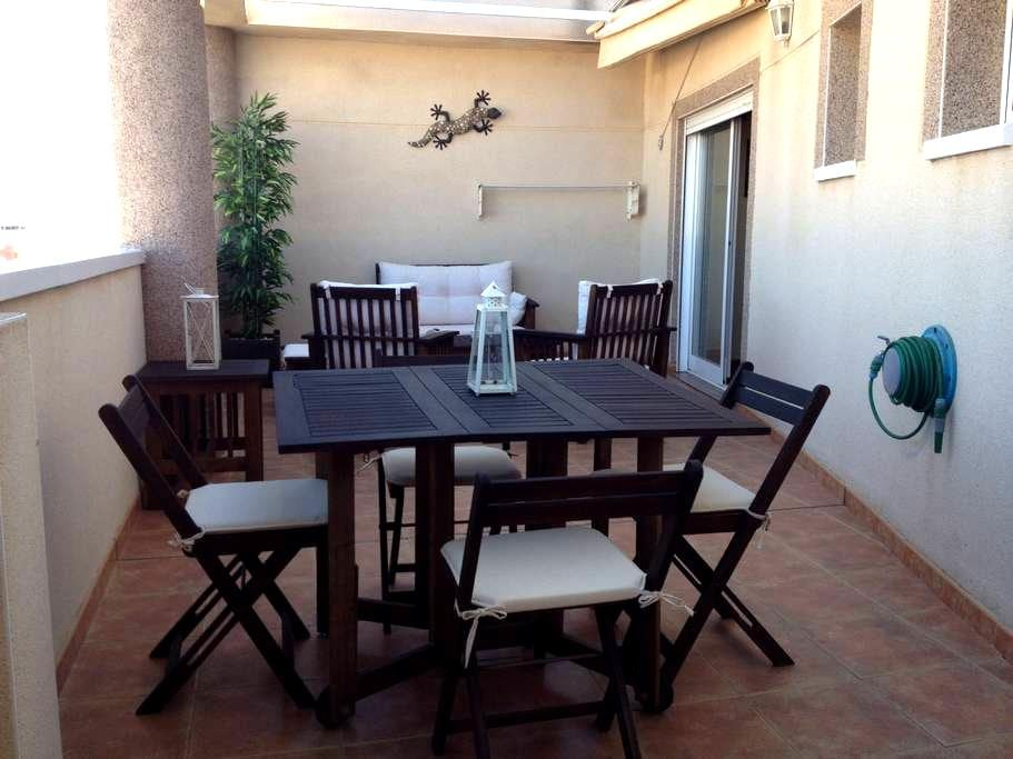 Attic with captivation in Elche - Alicante - Spain - Elx - Appartement