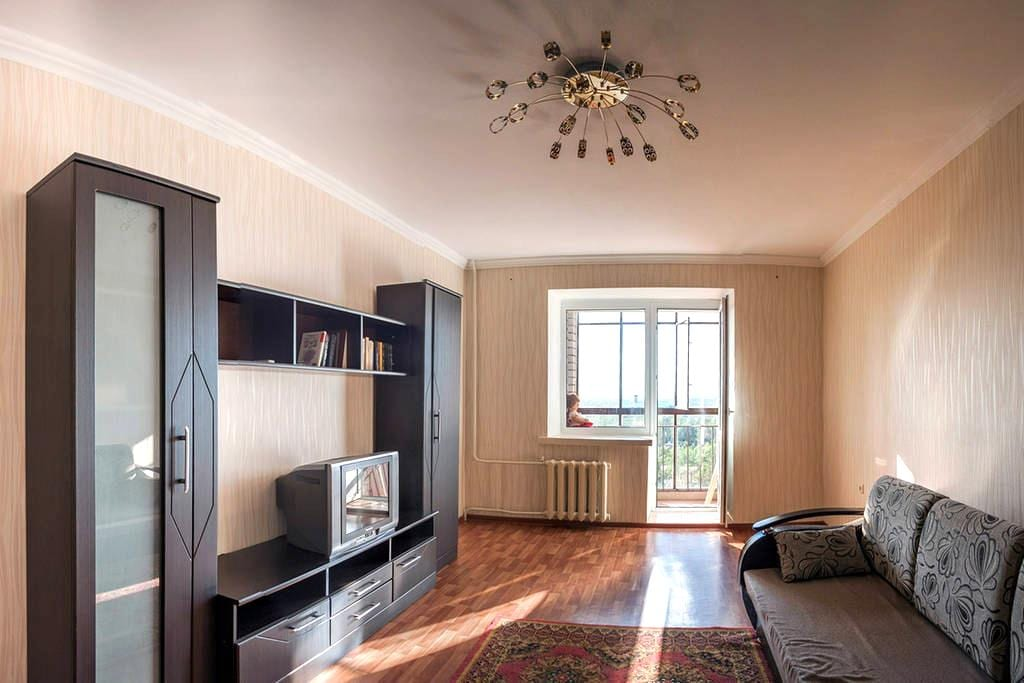 Cozy duplex apartament with beautiful view - Kazan' - Apartment