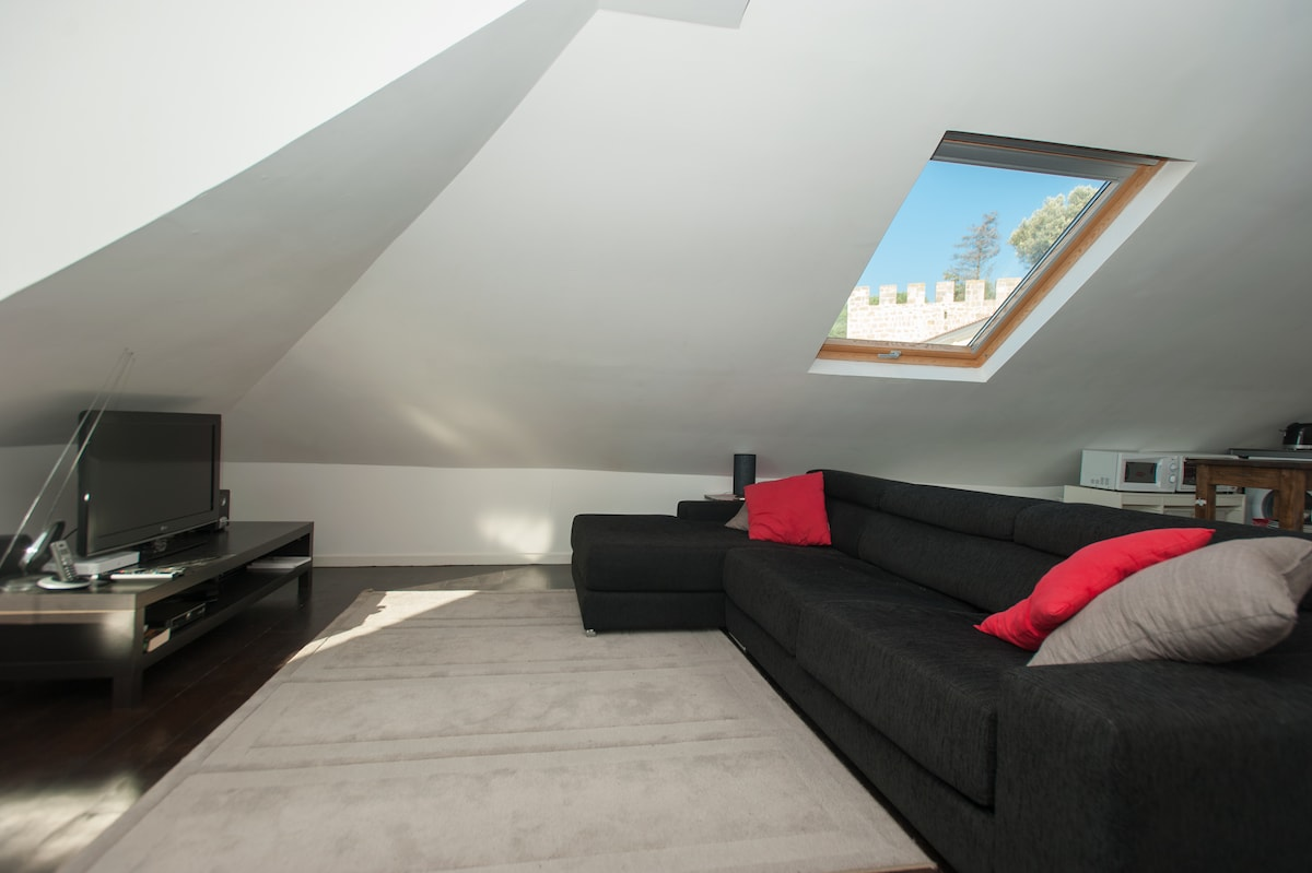 Apartment with a Private Viewpoint