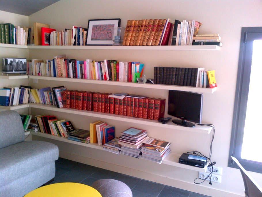 A louer studio**ile de Re 665 €/sem - Saint-Clément-des-Baleines - Apartament