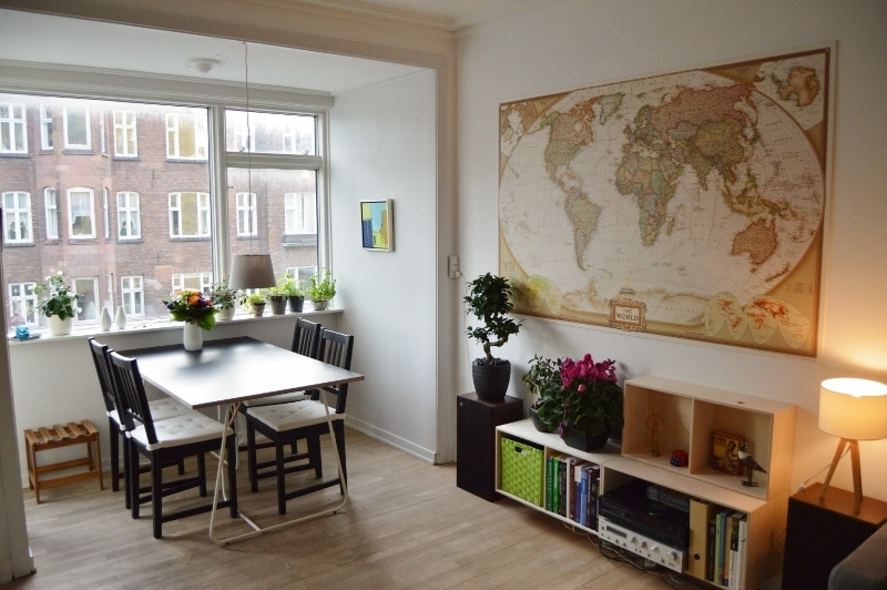 Lovely apartment in central CPH