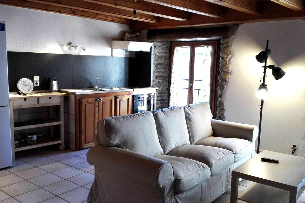 Casa para 4 , Enveitg a 5 min de Puigcerdà, - Enveitg