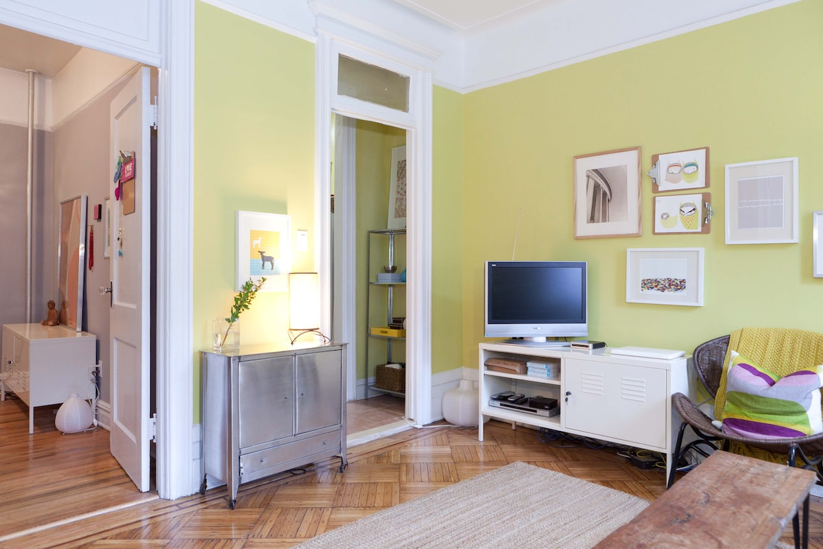 Sweet and Neat Cobble Hill 1 BR