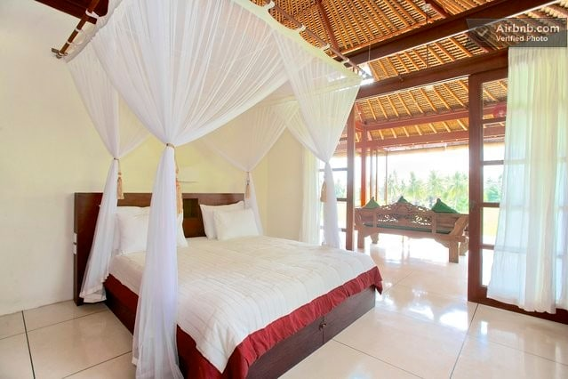 Bali Harmony Villas - Ubud - Villa Sungai