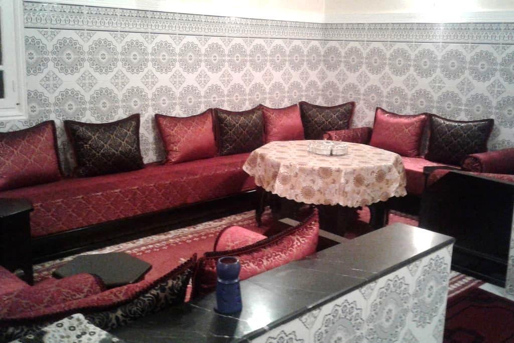 appartement Hajar - Marrakesh - Leilighet