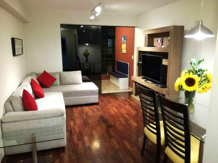 Location and confort - Miraflores - Apartment
