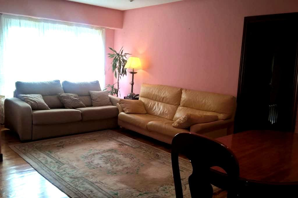 2 habitaciones dobles en San Sebastián , - Donostia - Apartament