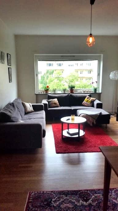 Lovely room in well-located area! - Malmö - Wohnung