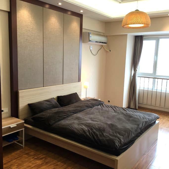 地下鉄いつかじゃない明日アパート住居観光施設の不備交通便利 - Nanjing - Apartment