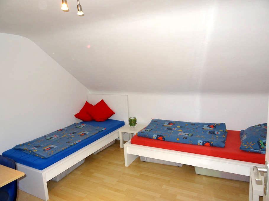 Room in Nuremberg, close to the fair - Nuremberg