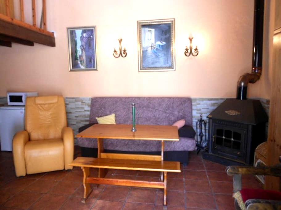 Apartamento loft en el centro - Valladolid