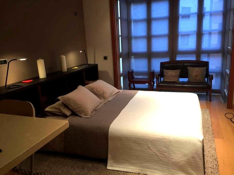 El estudio de Paola - Gijón - Appartement
