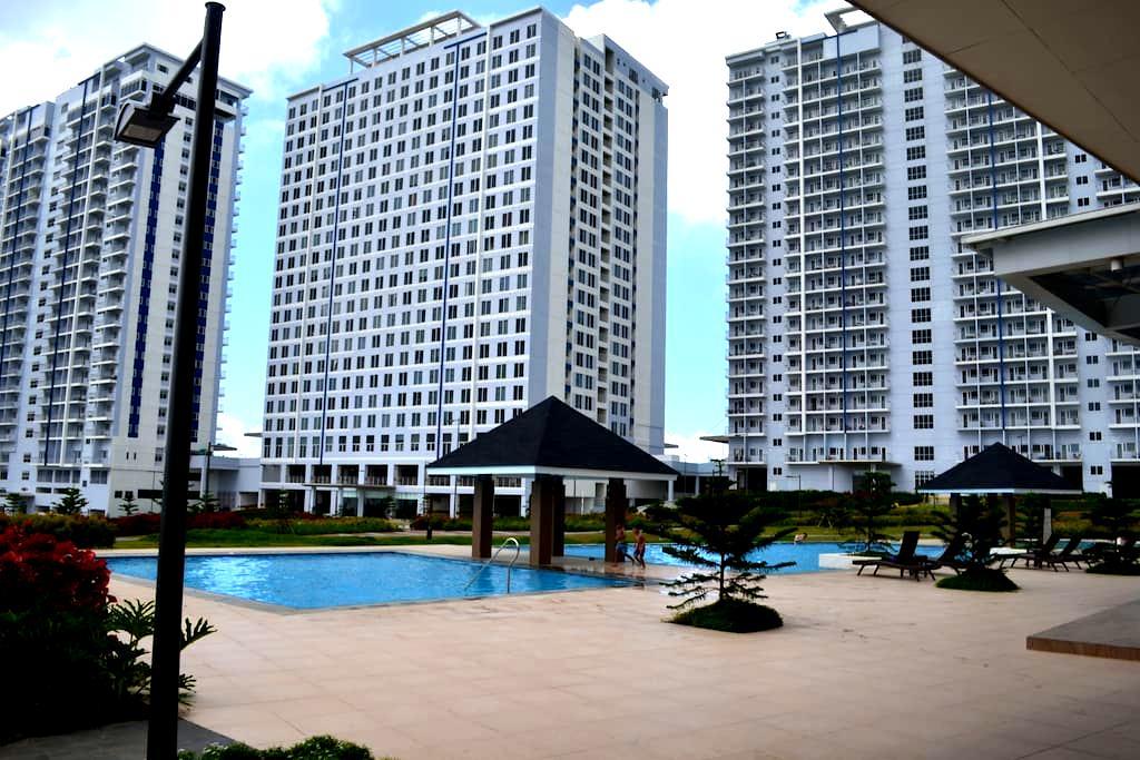 A Cozy Condo Unit in Tagaytay City! - Tagaytay City - Osakehuoneisto