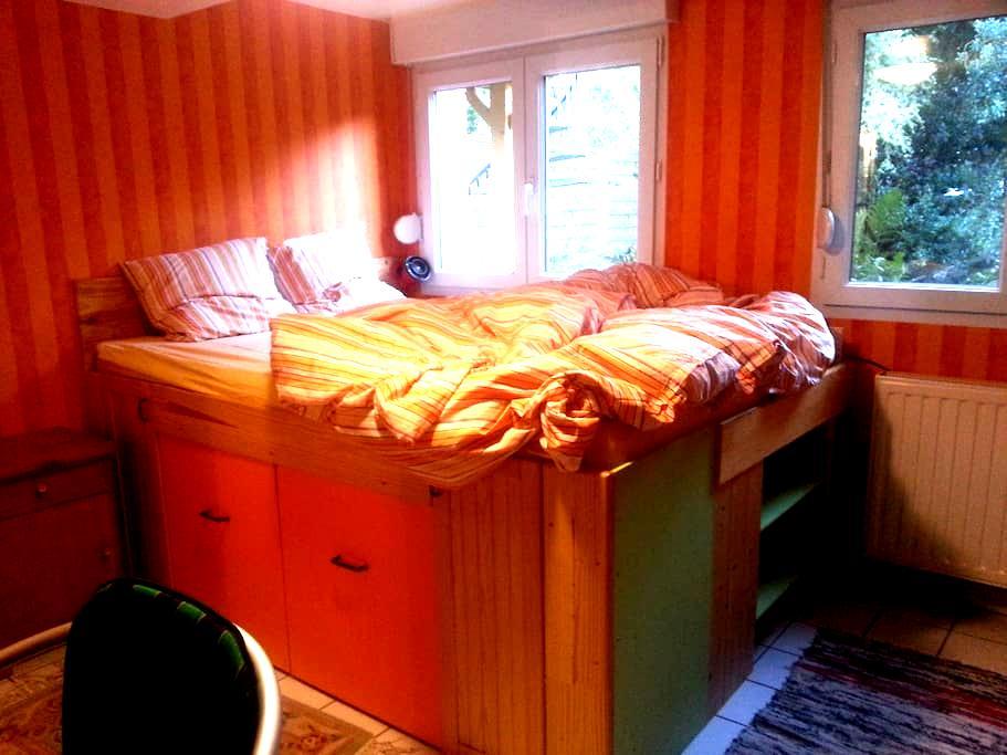 Appart with Sauna near Soccerstade - Villeneuve-d'Ascq - Haus