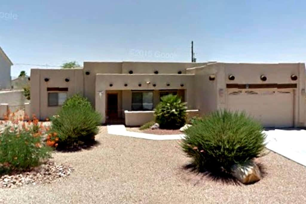 Cozy Adobe style Arizona Pueblo! - Lake Havasu City - Casa