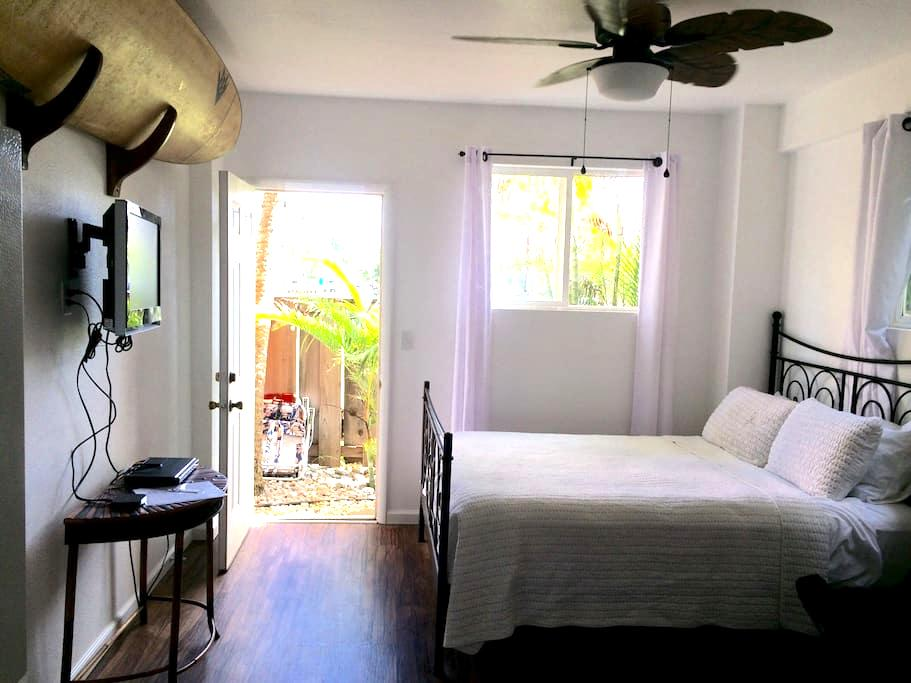 Seaside Studio - Waialua - Apartment