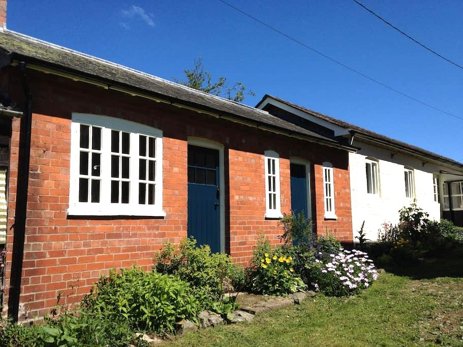 Garden Cottage - Welshpool - Hus