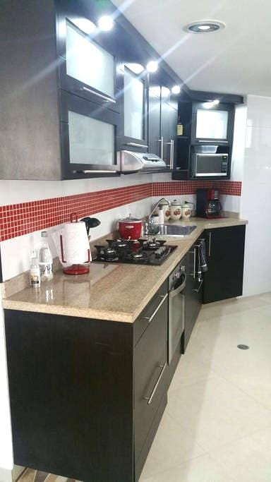 APARTMENT ON BEST SAFE NORTH AREA - Cali - Wohnung