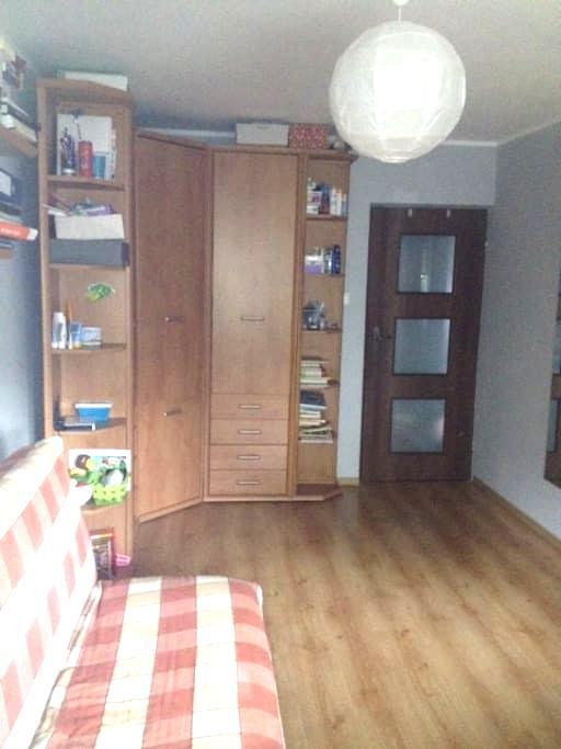 Komfortowy pokój 2 os. Polecam ! - Poznań - Apartament