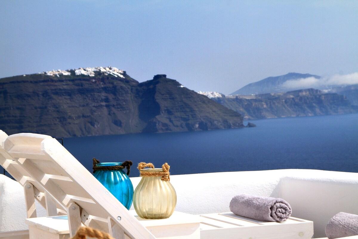 Secret Escape Villa Private terrace