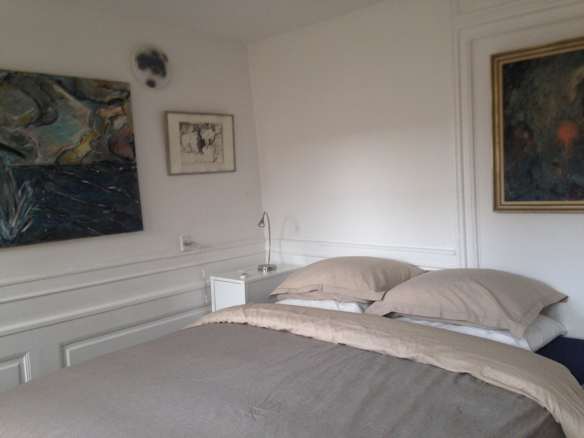 Private room/bath in heart of Cph!