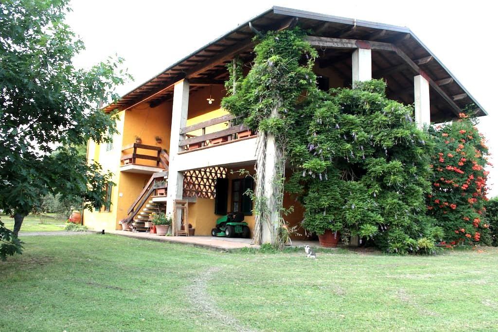 Casa campagna a Montecarlo di Lucca - Montecarlo - Rumah