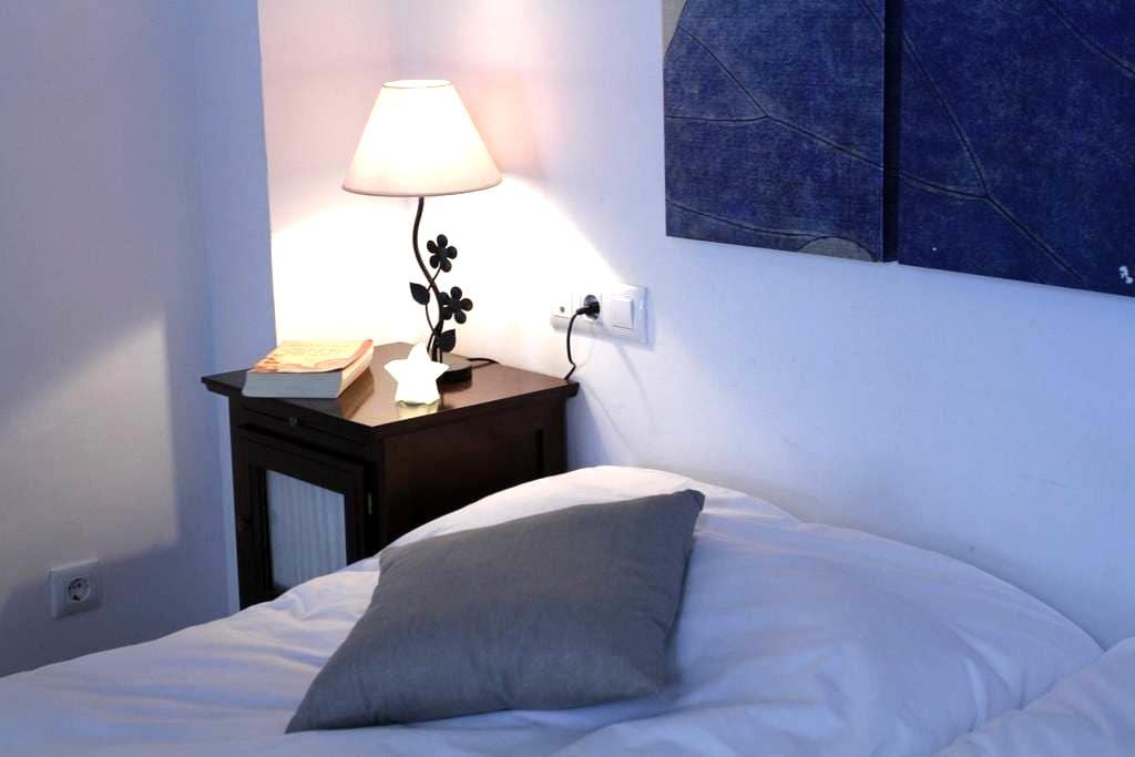 Habitación con baño privado en pleno centro. - Sevilla - Bed & Breakfast