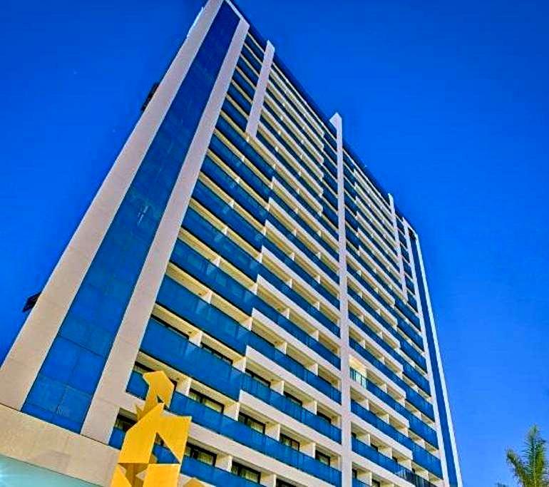 Flat no Setor Hoteleiro Norte - Brasília - Apartemen