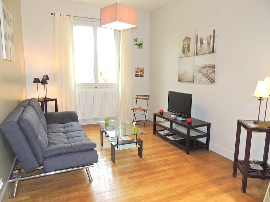 Bienvenue au calme! - Vichy - Apartmen