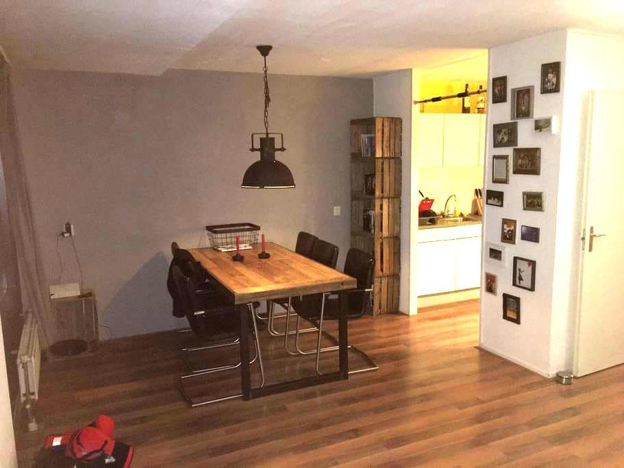 Fijn appartement op top locatie!! - Nijmegen - Apartamento