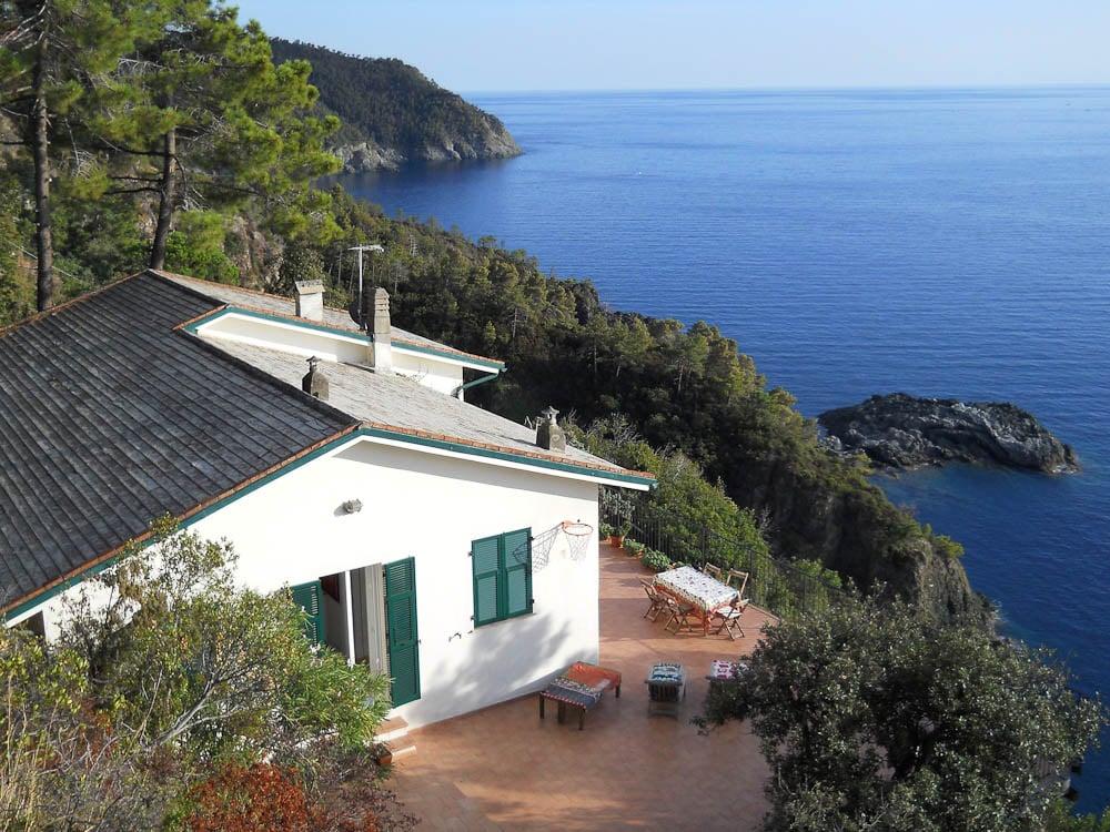 Exclusive villa in the 5 terre area