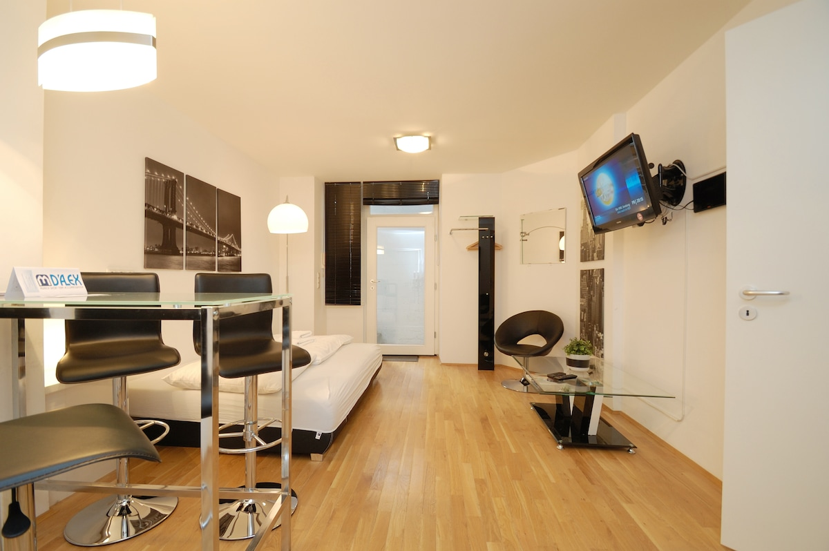 New York style apartment in Munich