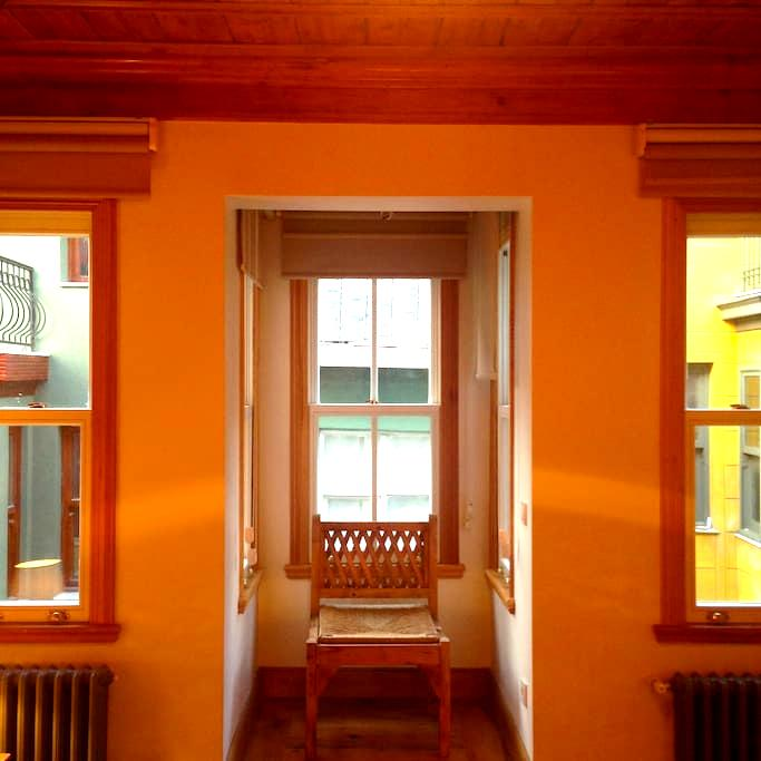 Artfully renovated Fener townhouse - Istanbul - Rumah
