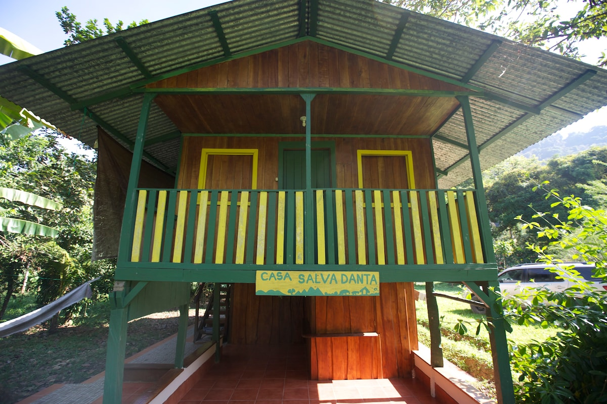 River-front Cabin at Buenaventura